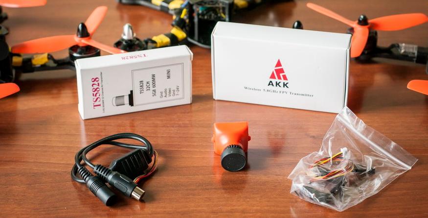 AKK Nano 3 (Smart Audio) 5.8 FPV VTX — AirBlade UAV